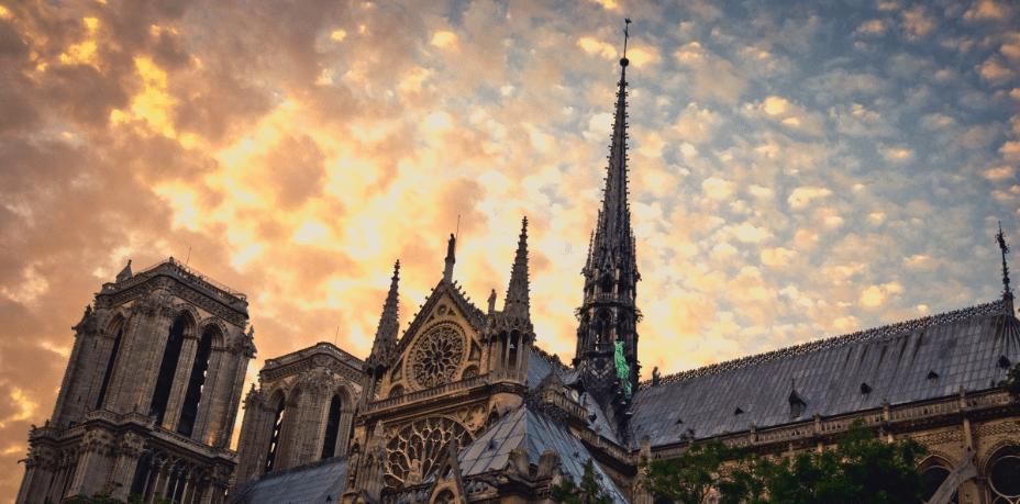 Exemple de travaux d'un architecte des bâtiments de France sur une loi Monuments Historiques