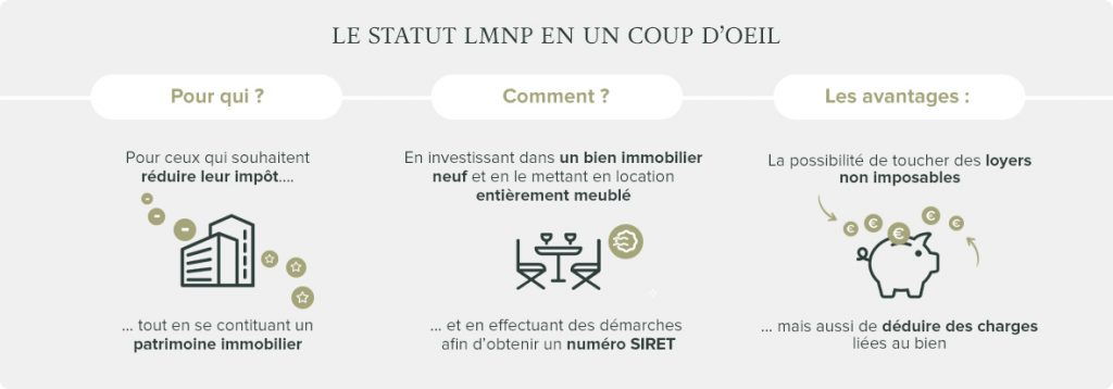 Infographie définition LMNP
