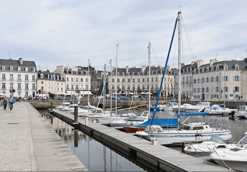 Vannes : ville éligible à la loi Malraux Bretagne
