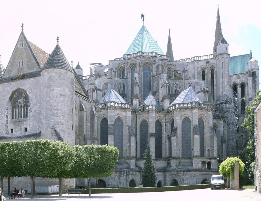 Chartres : ville éligible à la loi Malraux Centre Val de Loire