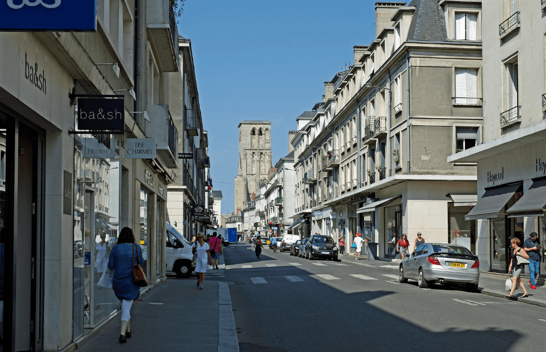 Tours : ville éligible à la loi Malraux Centre Val de Loire