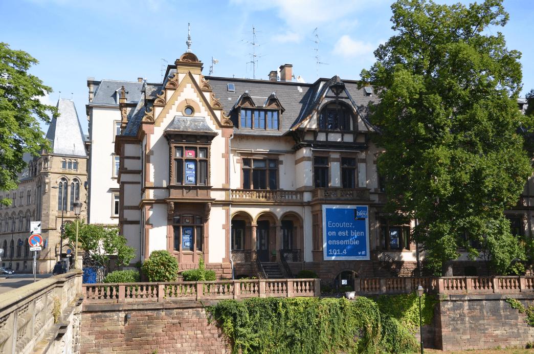Une maison éligible loi Malraux Grand Est