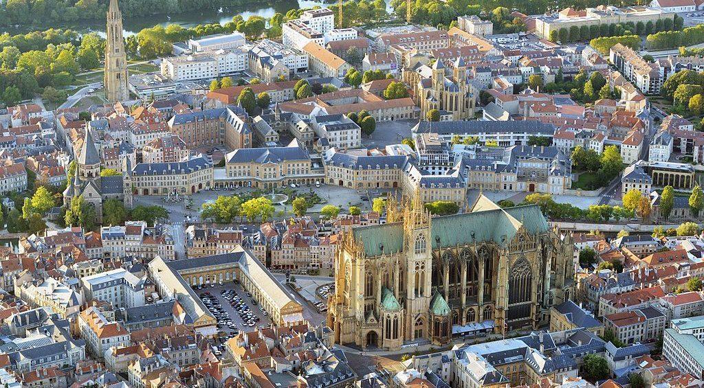Centre ville de Metz éligible à la loi Malraux
