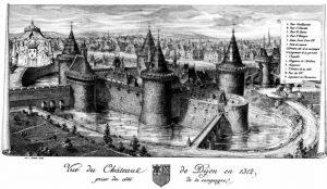 Chateau éligible loi malraux dijon