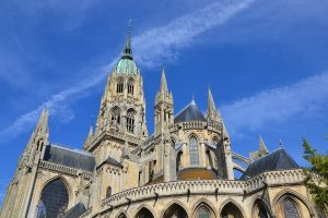 Loi Malraux à Bayeux Cathédrale