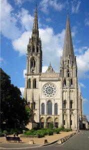 Cathédrale de Chartres loi malraux