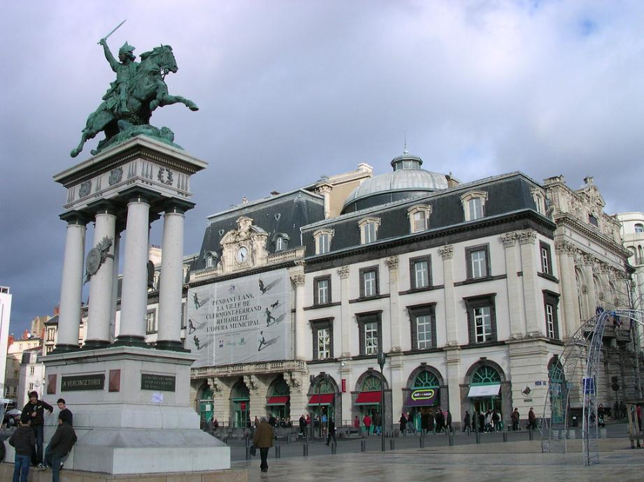 Une place éligible loi Malraux Clermont Ferrand