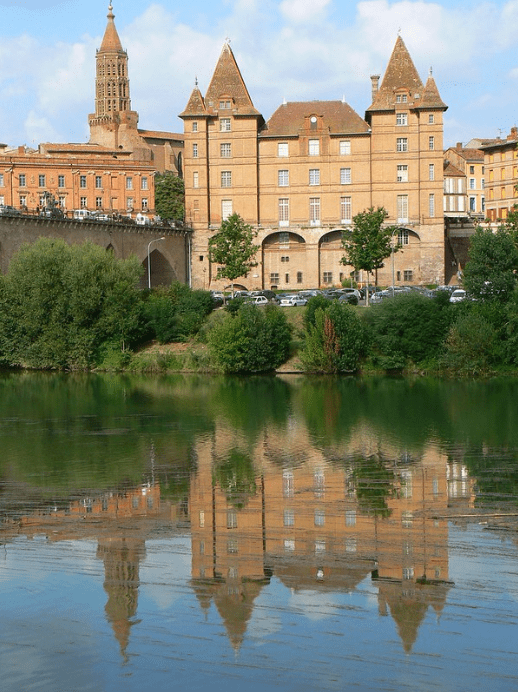 Un chateau éligible loi Malraux Montauban