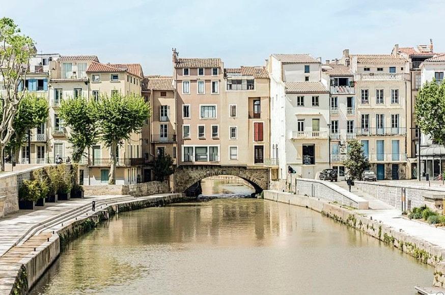 Des bâtiments éligibles loi Malraux Narbonne