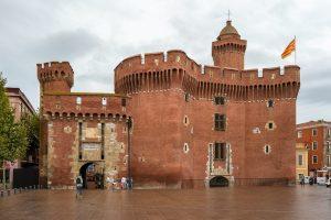 Chateau perpignan éligible loi malraux