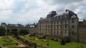 Chateau éligible loi malraux vannes
