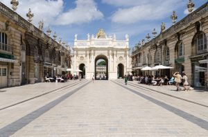 Place Stanislas à Nancy
