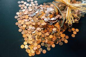 Image illustrant des pièces de monnaie