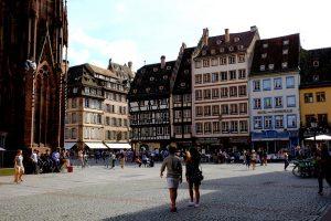 Centre Ville de Strasbourg