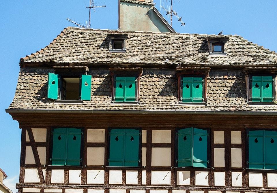 Bien à Strasbourg éligible à la loi Malraux