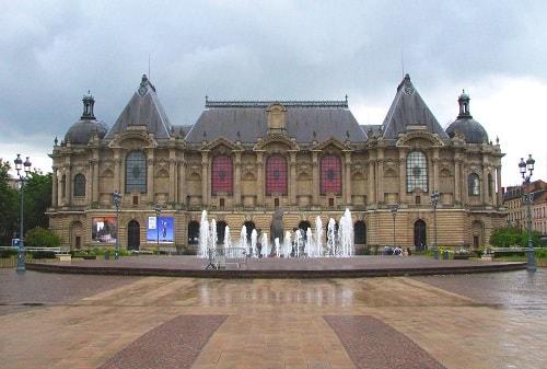 Musée palais loi malraux lille