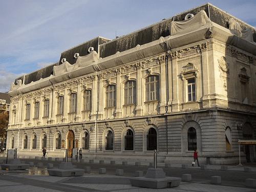 Musée loi malraux chambéry