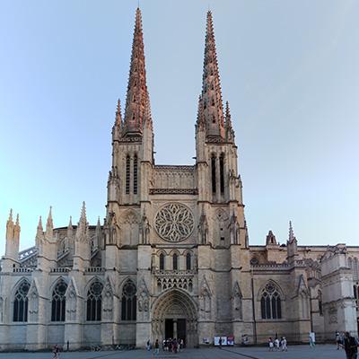 cathedrale bordeaux