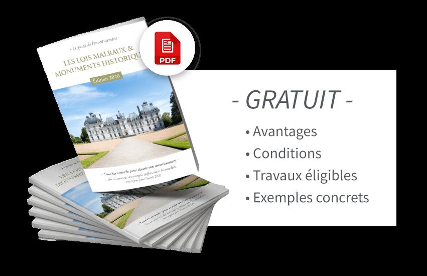 un guide loi malraux et monuments historiques