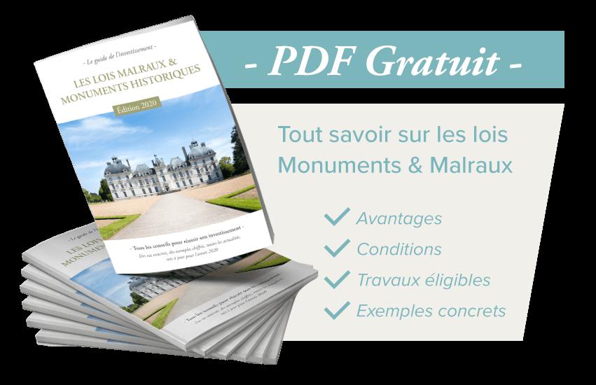 un pdf loi malraux monuments historiques
