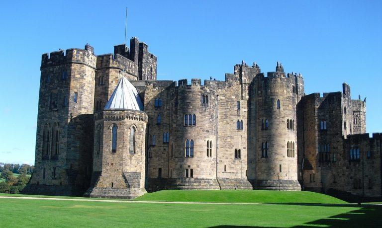 un chateau en loi monument historique
